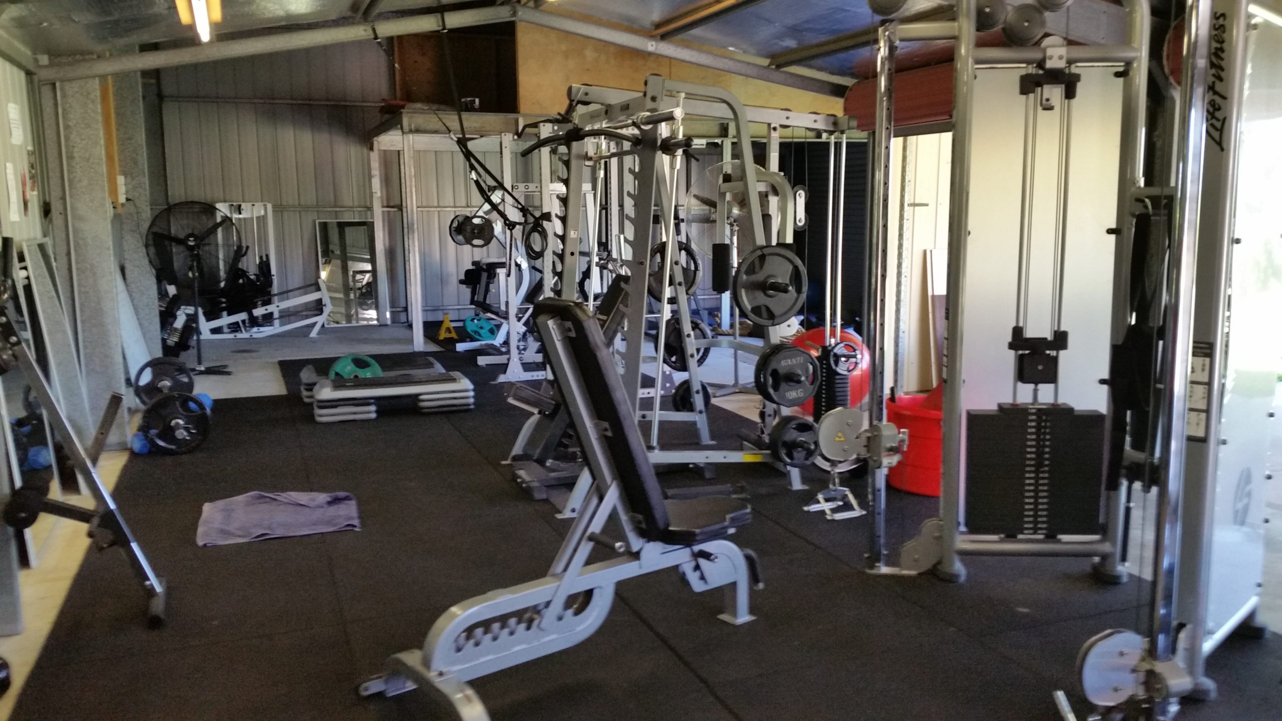 Private personal training gym burpengary queensland