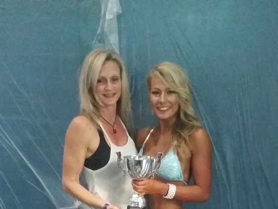 The stunning Alyce, 1st Place Bikini